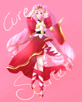 Cure Scarlet by Planetchii