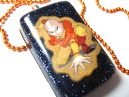 The Last Airbender Necklace by nightsrequiem