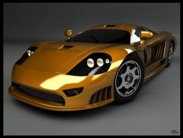Super Car Whole by VanillaScorpion