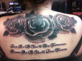 cover up after by TW33KR