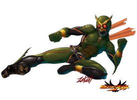 Another Agito by z3dd