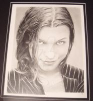 Milla Jovovich by 11Lee