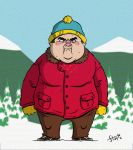 Cartman. by stayte-of-the-art