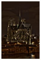 3824 - Notre Dame HDR by Jay-Co