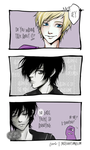 The day Jason Grace got rejected by Nico di Angelo by germanmissiles
