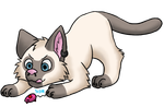 Comm: Feral Catsby by VixessRin