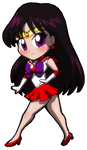 Chibi Sailor Mars by Severflame