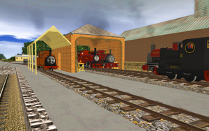 Narrow Gauge Engines by Nictrain123
