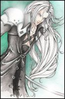 Sephiroth by ShannonValentine