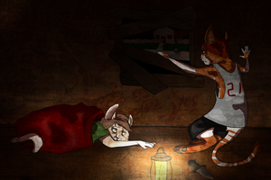 Beginning of the End - Holed Up Like Rabbits by Clockhound