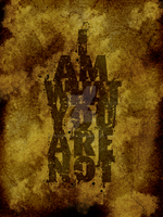 I am what you are not by typoholics