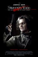 Sweeny Todd Poster by zieora