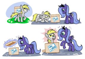 Special Delivery by shuffle001
