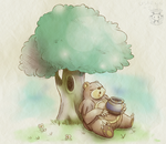 A Bear Can Rest With Ease by Twime777