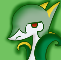 Serperior by Maareep