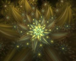 Flowers of light by johnnybg