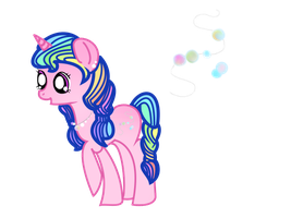 Adoptable pony CLOSED by MlpFimColordrop