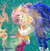 Sonamy Sonic Boom Bust Out of This by LoonataniaTaushaMay