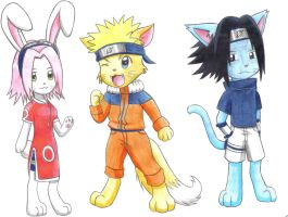 Anthro Naruto by DemonAnime-Bloodlust