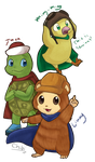 Wonderpets by chibitracydoodles