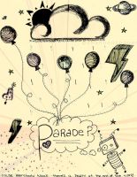 .rain.on.my.parade.. by S-n-C