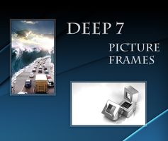 dEEP 7 Picture Frames for xWidget by Cerbii