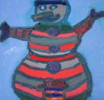 Snowman by MARLY272000