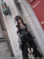 Halloween 2010, Demoness by tajniwolf