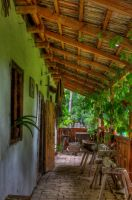 Old Porch by mariustipa