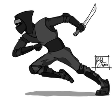 Ninja by cat-gray-and-me78