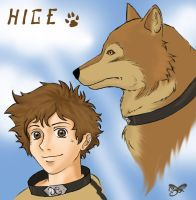 Hige by Presea