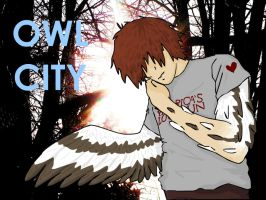 OWL city's wings by KTechnicolour