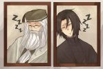 The headmasters' portraits by MachoMachi