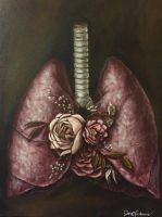Surreal Lungs by janelichorowic