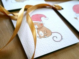 Gift tags by Adelaida