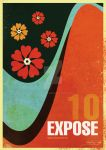 expose 10 poster by starsys
