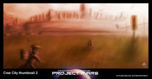 Project Mars: Cree by Idera13