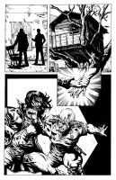 FUNHOUSE of HORRORS 2 page5 by RudyVasquez