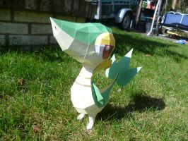 pokemon snivy by epikachu