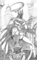 Batman by dtor91
