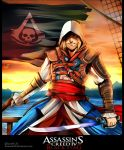 Assassins Creed: Edward Kenway by SaraSama90