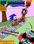 Sonic the Hedgehog Z #2 Cover Apr-May 2013 by CCI545