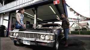 The Impala by SomewhatSavvy