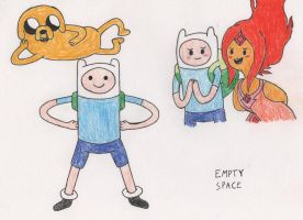 Adventure Time Stuff by RaijinSenshi