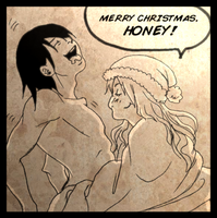 Merry Christmas by Yanae
