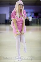 sheryl nome cosplay by ivisama
