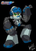Mighty No.9 by SuperManosBros