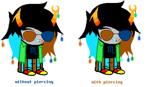 Technostuck Vriska by PimpDaddyPenisSquid
