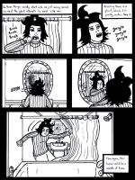 Freddie Funeral Page 4 by EvilCake