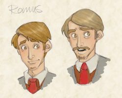 Remus by ericka594